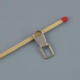 Tirette pour curseur Fermeture glissière éclair sac maroquinerie,