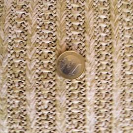 Tissu toile cirée pois épaisse pour sac vendue au dm²
