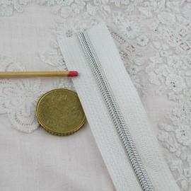 Fermeture glissière nylon 5 mm sac maroquinerie,