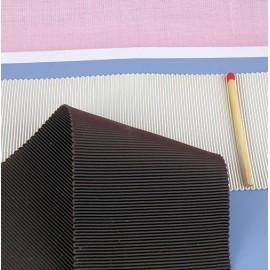 Galon gros-grain décoration, sangle anse sacs, 5 cm, 50 mm. large par 10 cm: