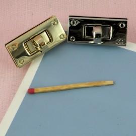 Fermoir anneau fournitures maroquinerie
