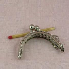 Mini fermoir porte-monnaie Sac à main 4 cm