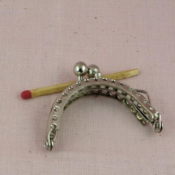 Miniature purse closure