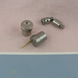 Metal tool for  snaps fastener 10 mm.