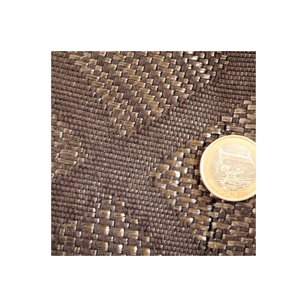 Thick purse straw fabric  sell by 10 centimeters.