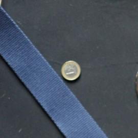 Sangle coton épaisse, anse sacs fourniture maroquinerie 25 mm.