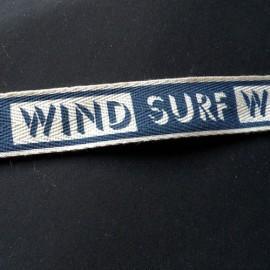 Cotton Belting, grosgrain WindSurf, bag handles  2,5 cms, 25 mms.