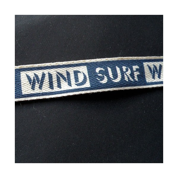 Sangle coton, galon épais, WindSurf, anse sacs, 2,5 cm, 25 mm.s, 2,5 cm, 25 mm.