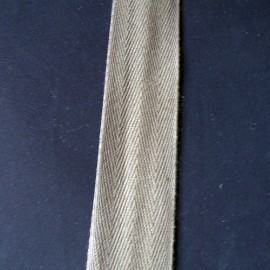 Cotton Belting, cotton twill tape bag handles decoration 2 cms sold by 10 cms