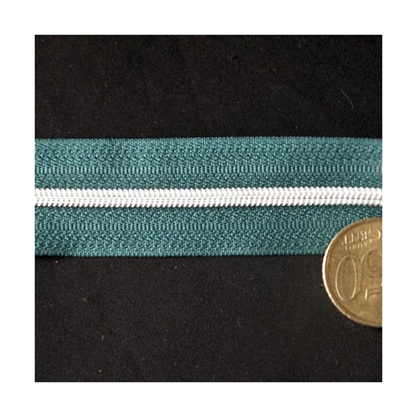 Fermeture glissière nylon 5 mm sac maroquinerie, au mètre