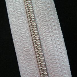 Fermeture glissière nylon 6 mm sac maroquinerie, au mètre