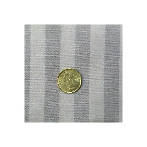 Tissu rayures épais pour sac vendue au dm²