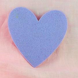 Coeur feutrine décoration feutre