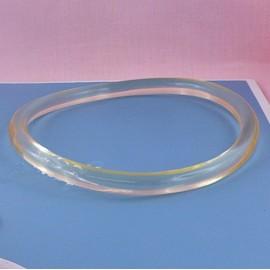 Anneau plastique anse ronde fantaisie 13 cm