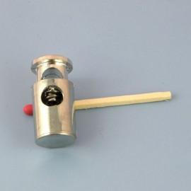 Plastic cord lock, Toggle cordlock, toggle clip spring stopper