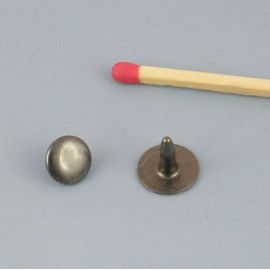 Metal rivet 9 mms