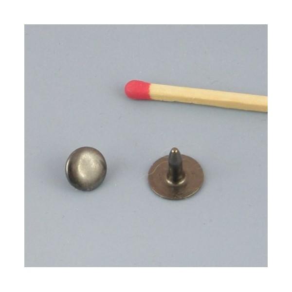 Metal rivet 9 mms